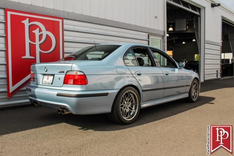 2000 BMW M5 14