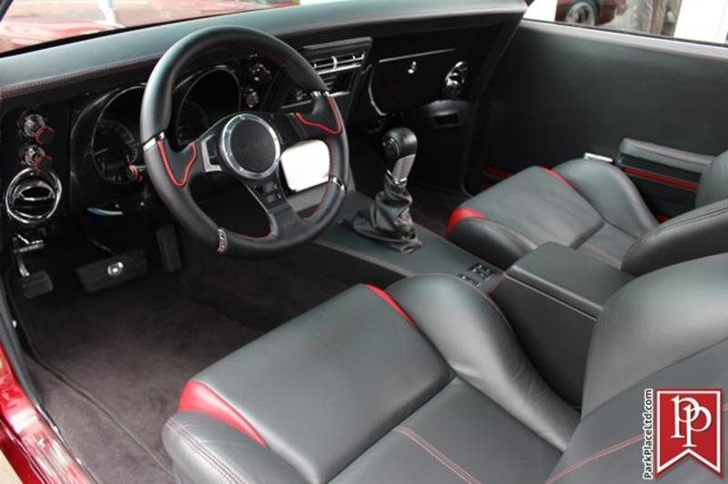 1968 Pontiac Firebird 23