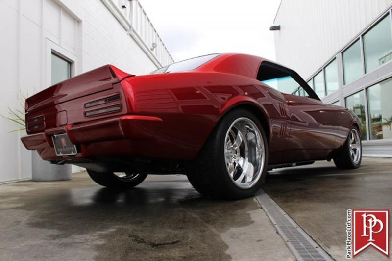 1968 Pontiac Firebird 8