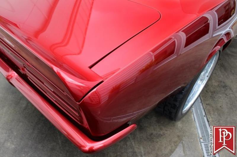 1968 Pontiac Firebird 16