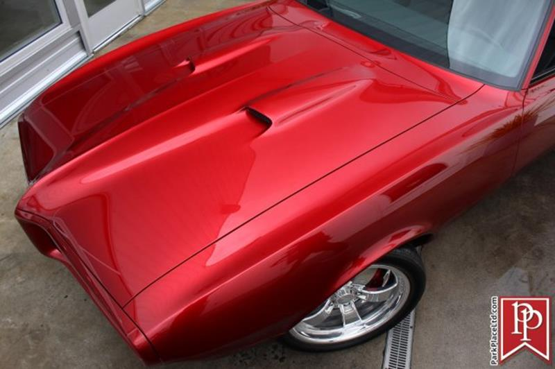 1968 Pontiac Firebird 3