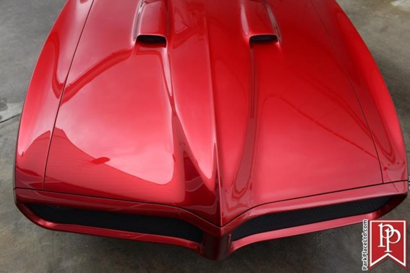 1968 Pontiac Firebird 46