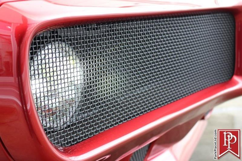1968 Pontiac Firebird 12