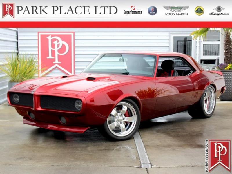 1968 Pontiac Firebird 1