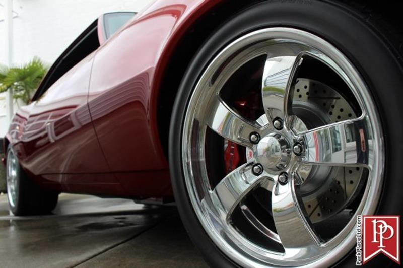 1968 Pontiac Firebird 45