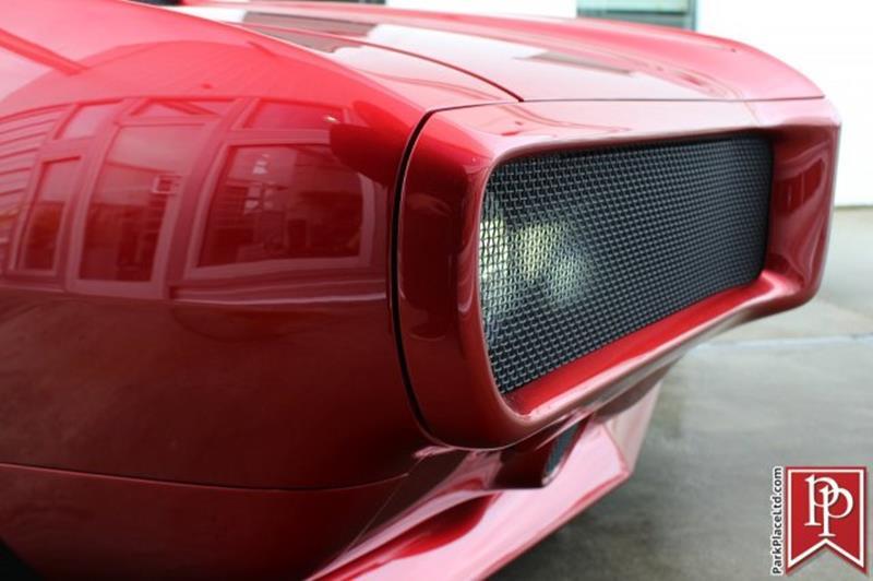 1968 Pontiac Firebird 11