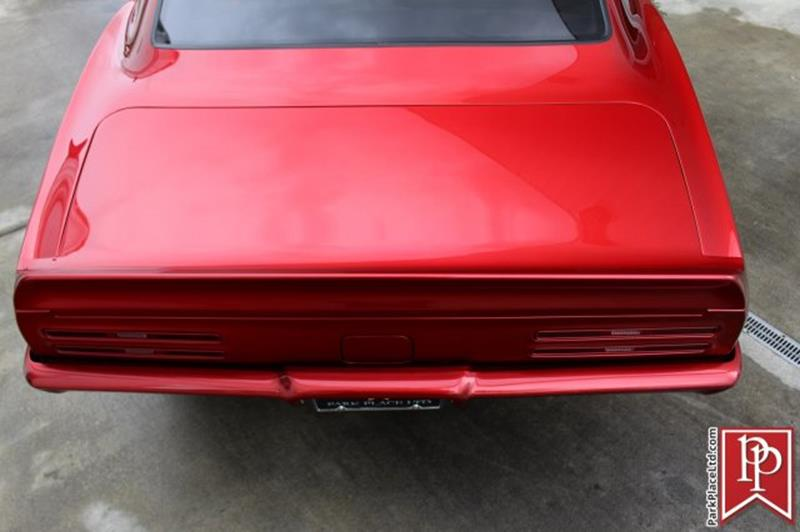 1968 Pontiac Firebird 63