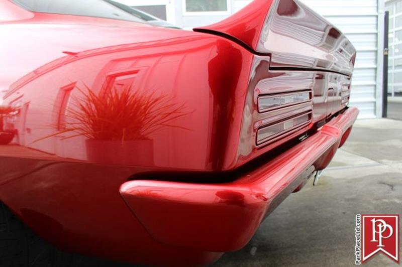 1968 Pontiac Firebird 66
