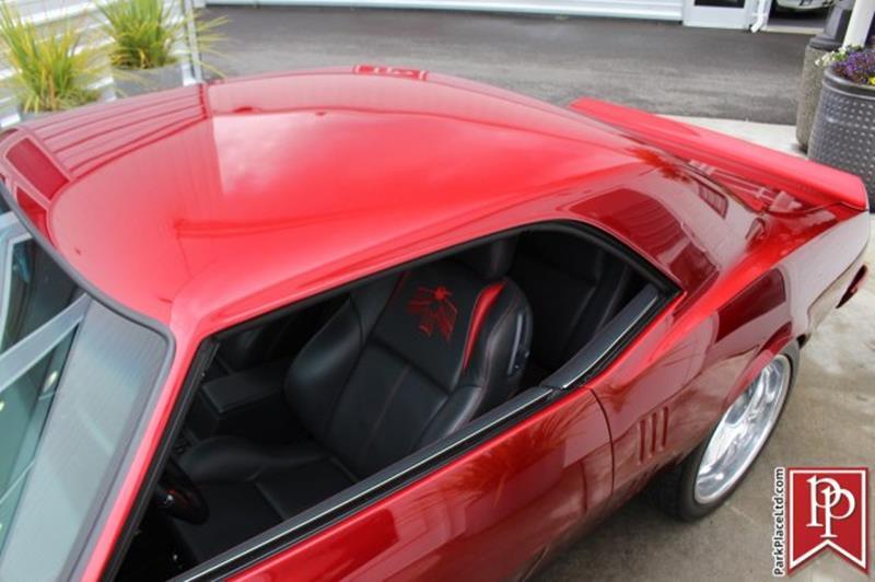 1968 Pontiac Firebird 67