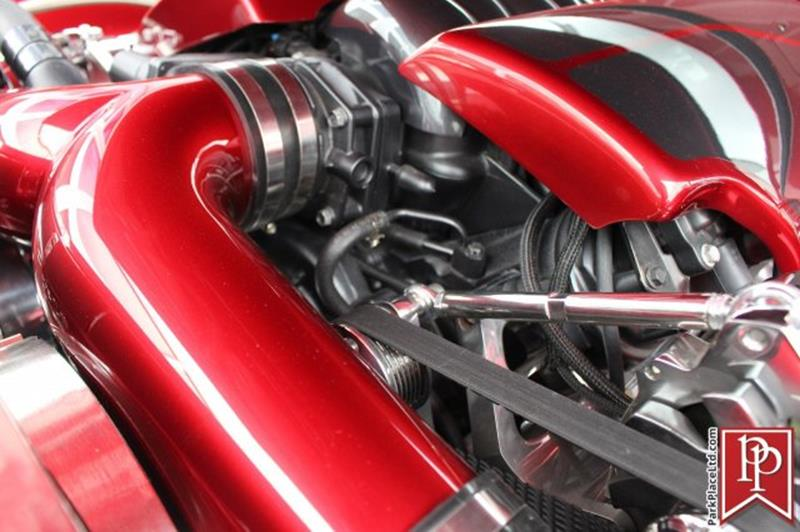 1968 Pontiac Firebird 86