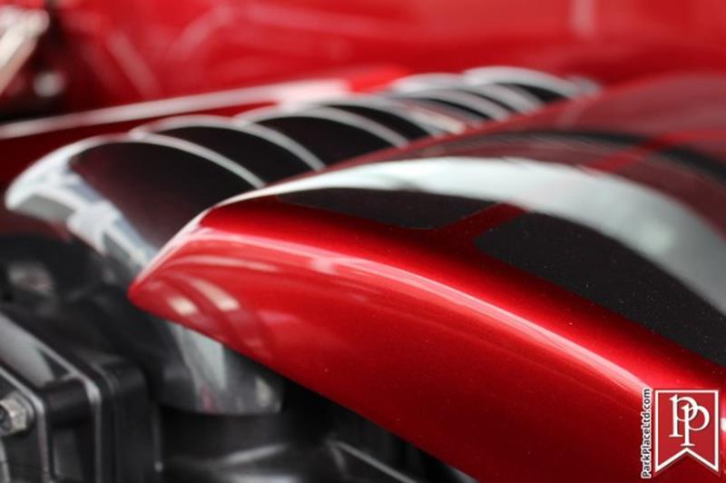 1968 Pontiac Firebird 96