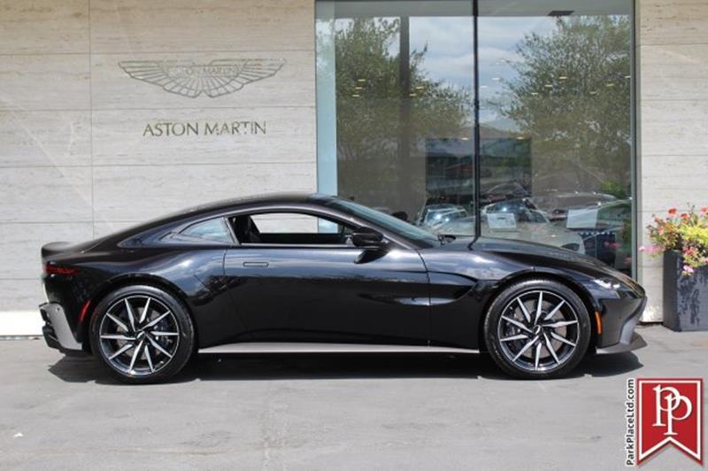 2020 Aston Martin Vantage 5