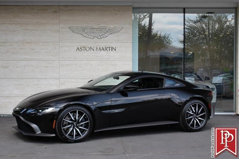 2020 Aston Martin Vantage 2