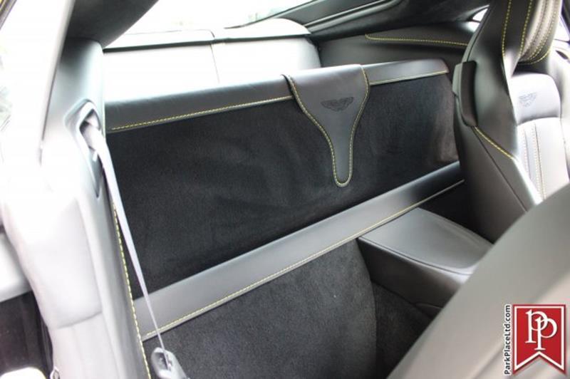 2020 Aston Martin Vantage 34
