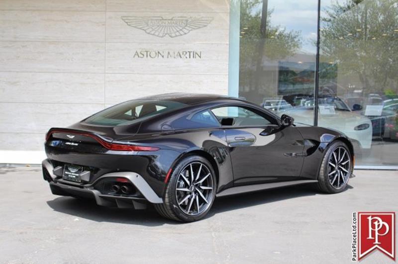 2020 Aston Martin Vantage 6