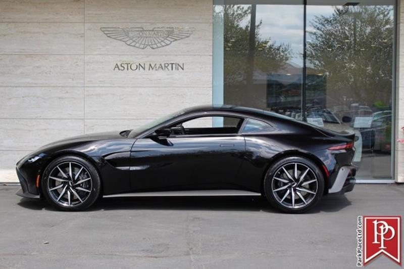 2020 Aston Martin Vantage 9