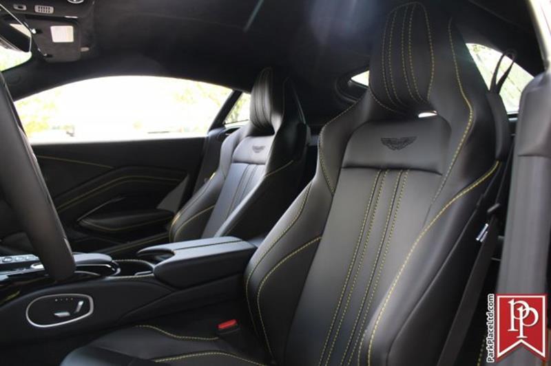2020 Aston Martin Vantage 11