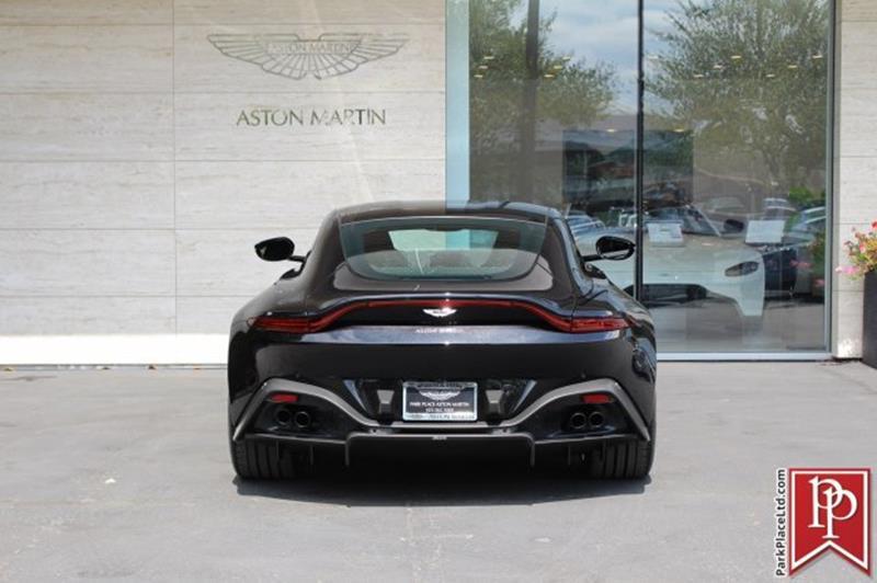 2020 Aston Martin Vantage 7