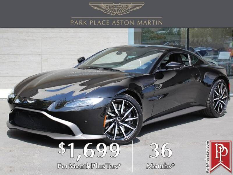 2020 Aston Martin Vantage 1