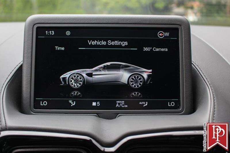 2020 Aston Martin Vantage 29