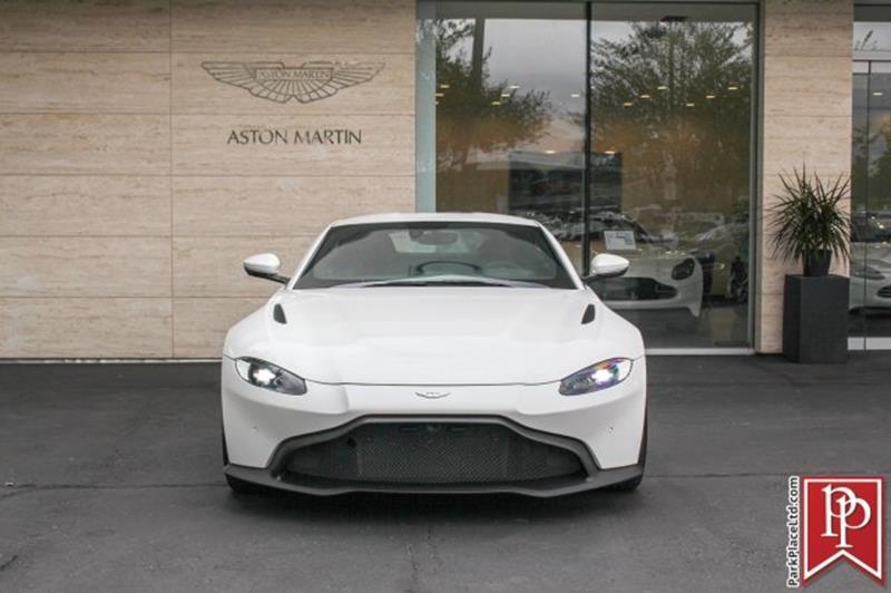 2020 Aston Martin Vantage 3
