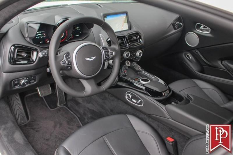 2020 Aston Martin Vantage 10