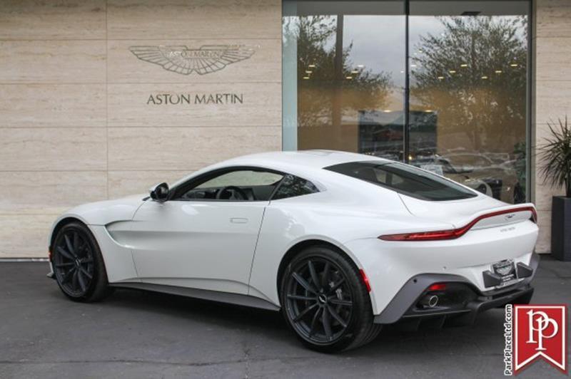 2020 Aston Martin Vantage 8