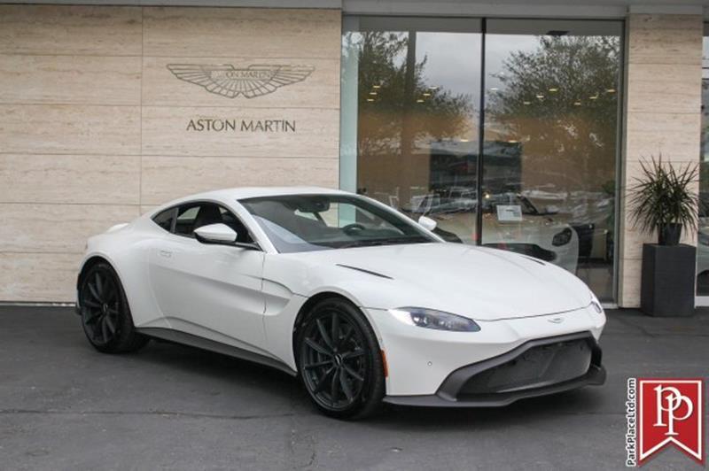 2020 Aston Martin Vantage 4