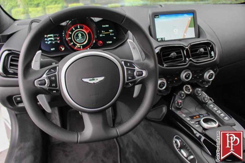 2020 Aston Martin Vantage 16