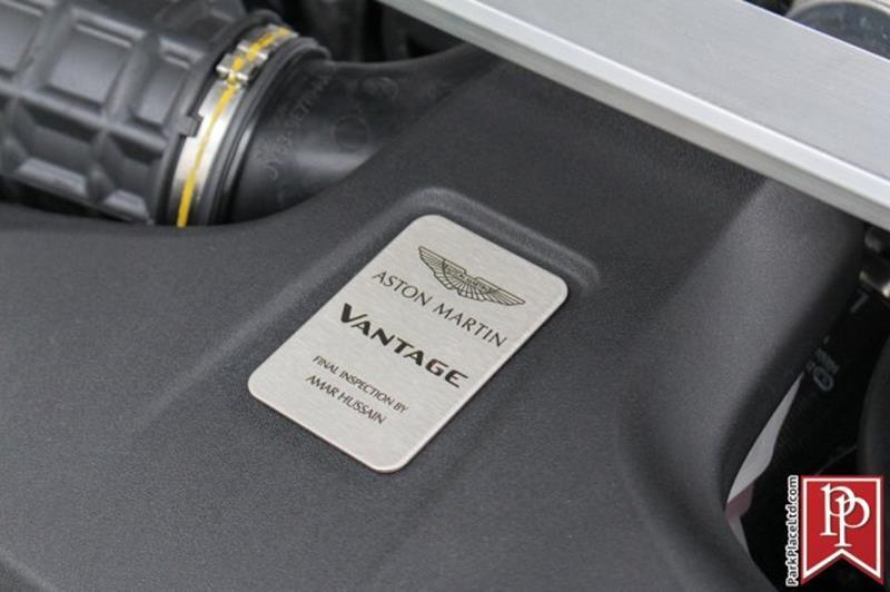 2020 Aston Martin Vantage 40