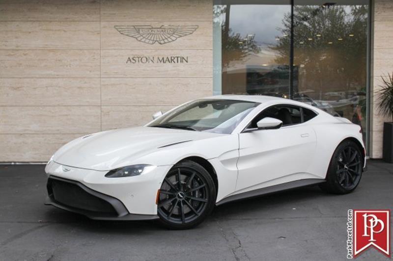 2020 Aston Martin Vantage 42