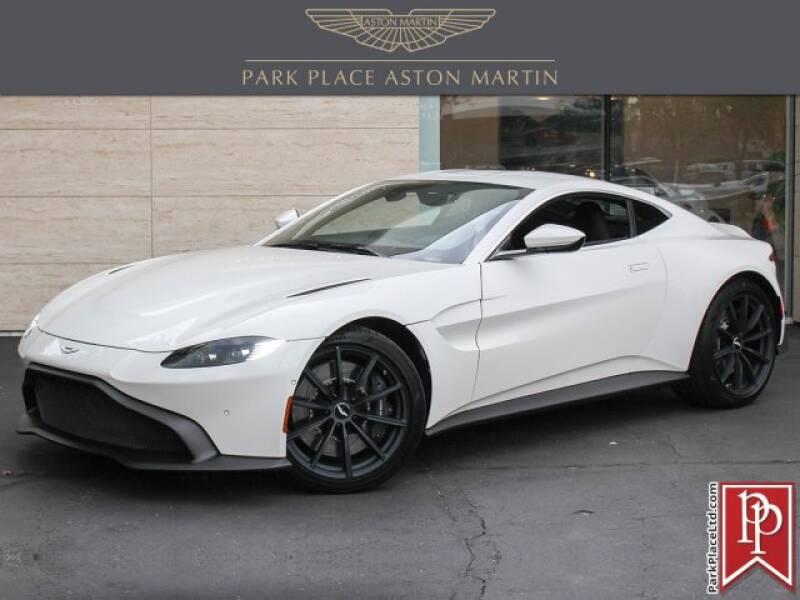 2020 Aston Martin Vantage 51