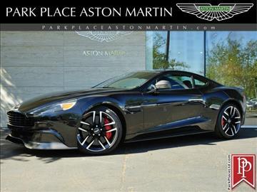 2016 Aston Martin Vanquish for sale in Bellevue, WA