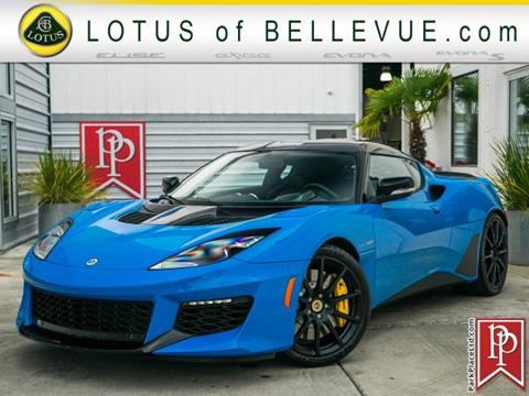 2020 Lotus Evora GT for sale in Bellevue, WA