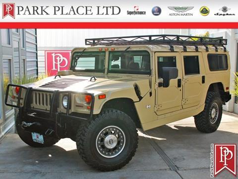 2006 HUMMER H1 Alpha for sale in Bellevue, WA