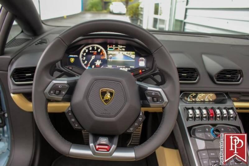 2017 Lamborghini Huracan 16