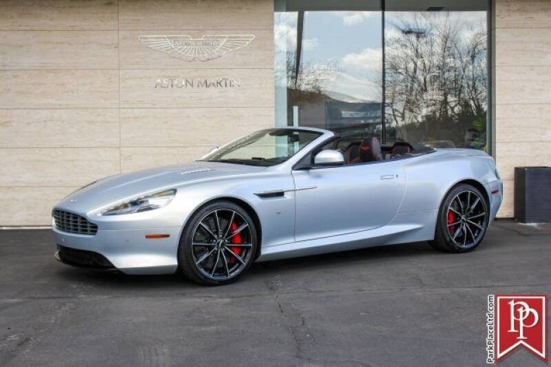 2016 Aston Martin DB9 3