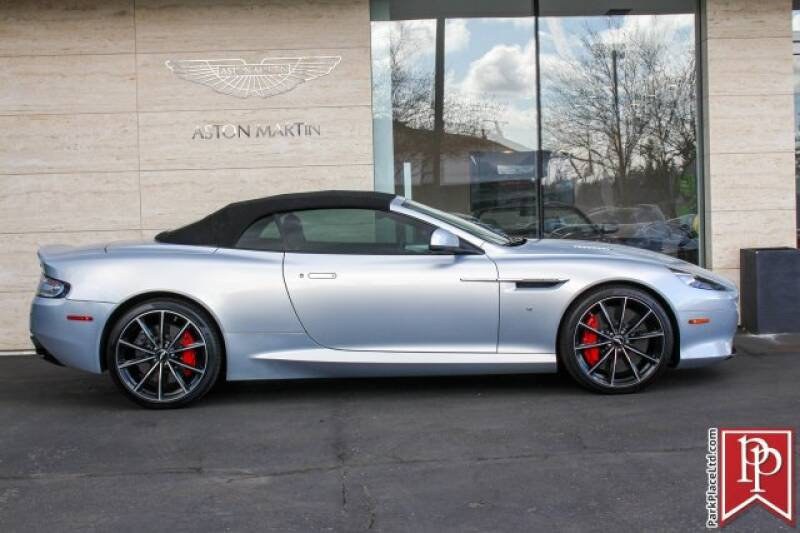 2016 Aston Martin DB9 6
