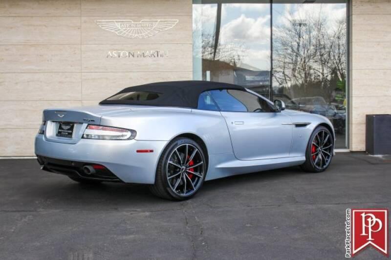 2016 Aston Martin DB9 7