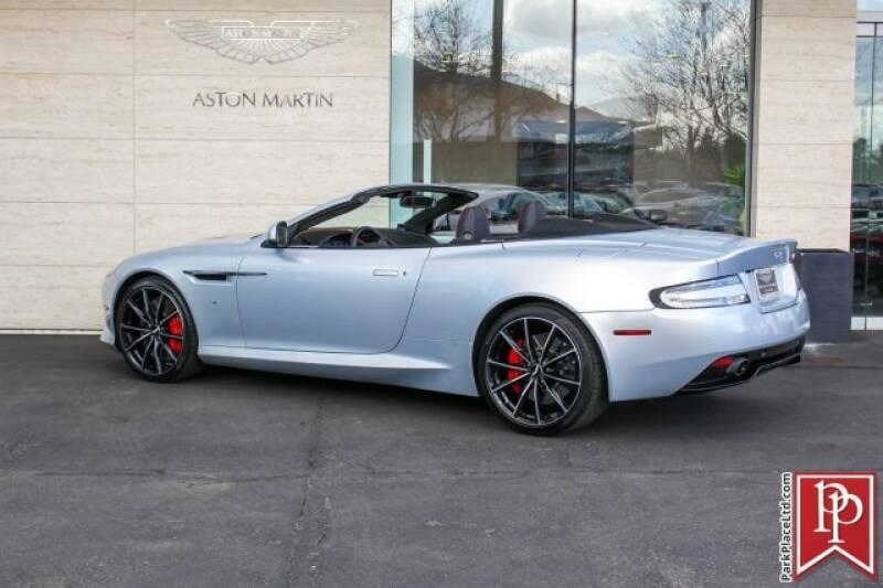 2016 Aston Martin DB9 9