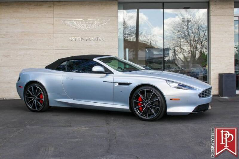 2016 Aston Martin DB9 5
