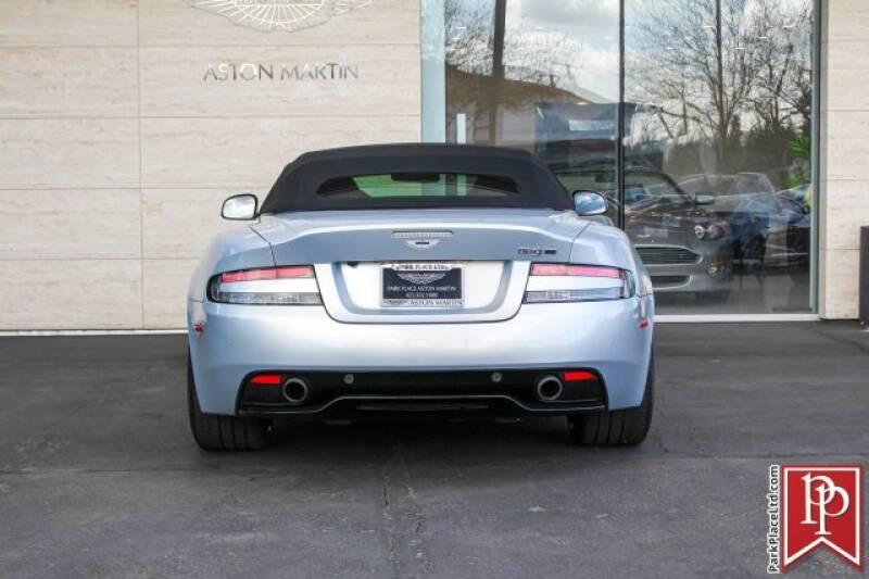 2016 Aston Martin DB9 8