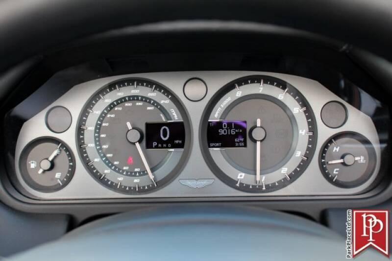 2016 Aston Martin DB9 19
