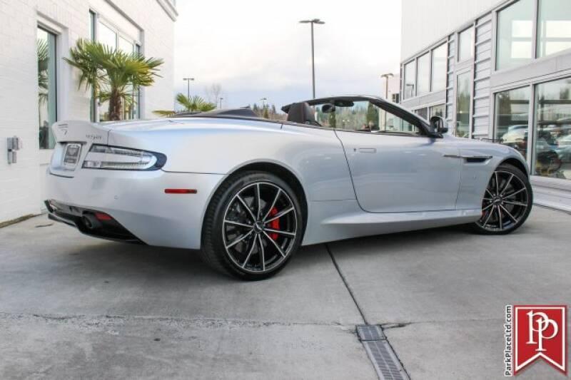 2016 Aston Martin DB9 49