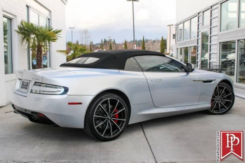 2016 Aston Martin DB9 48