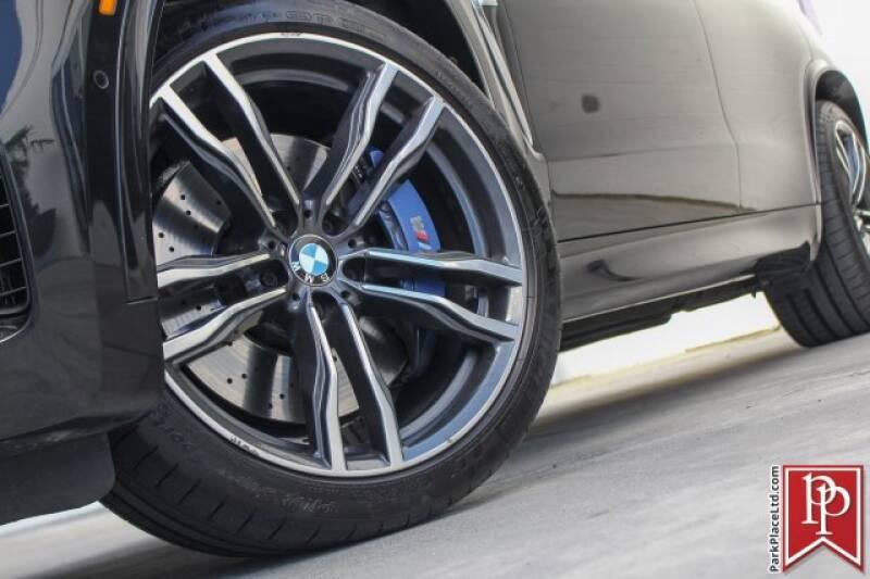 2015 BMW X5 M 52