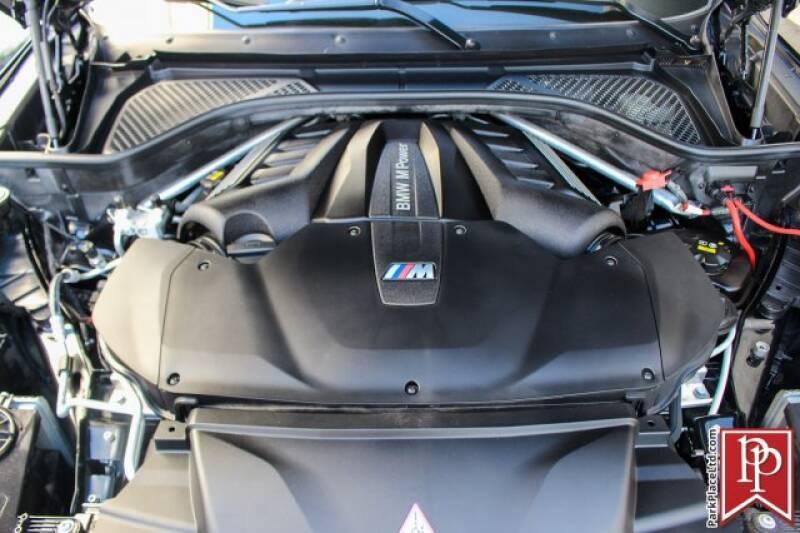 2015 BMW X5 M 48