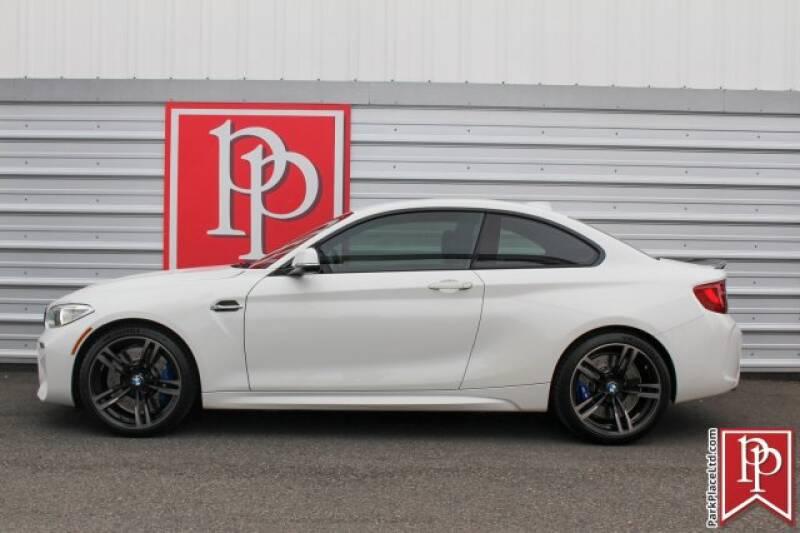2017 BMW M2 3