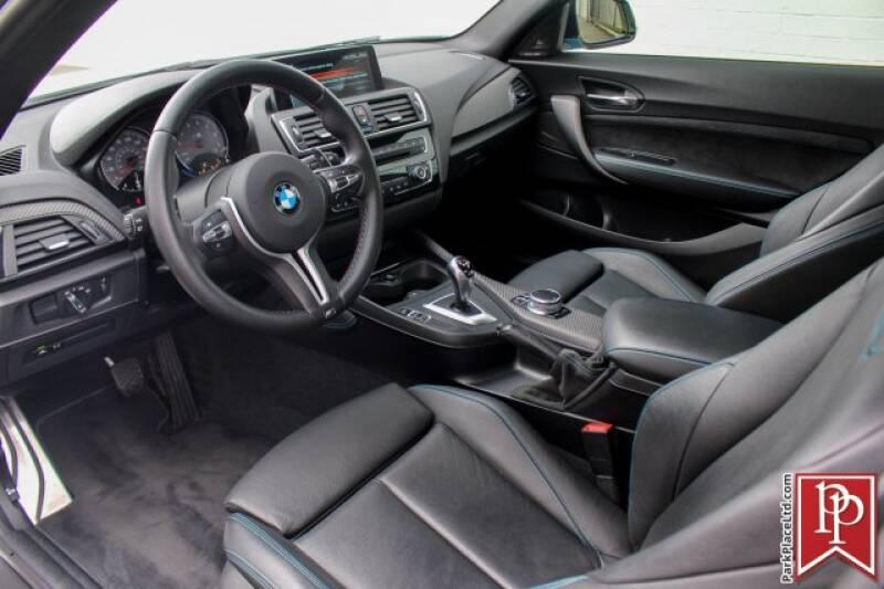2017 BMW M2 8