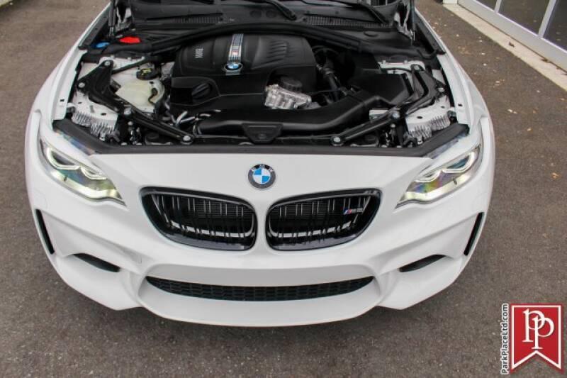 2017 BMW M2 37